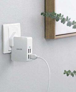 anker 4 port usb wall charger,lite.4,anker travel adapter,anker 4 port,lite4,anker power port 4,anker powerport 4,anker 4 port charger,power port 4,anker 4 port usb charger,powerport 4,anker 4 port usb wall charger, anker powerport 4 lite, PowerPort 4 Lite
