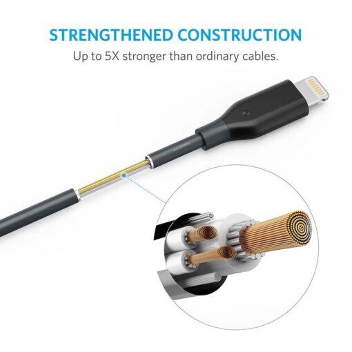 Anker Powerline+ Lightning, 3ft cable lightning
