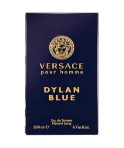 Versace pour homme dylan blue , versace cologne for men
