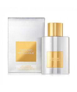 Tom ford metallique , métallique , metal perfume , metallic scent