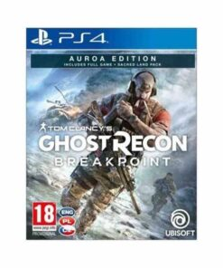 Tom Clancy's Ghost Recon Breakpoint PlayStation 4,Tom Clancy's Ghost Recon Breakpoint PS4