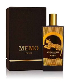African Leather Memo, memo paris african leather