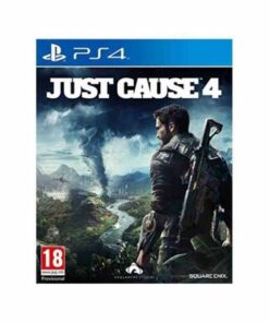 Just Cause 4 PS4,Just Cause 4 PlayStation 4
