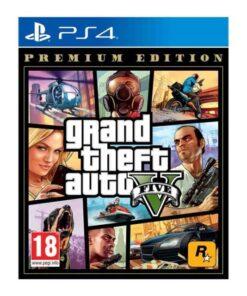 Grand Theft Auto V Premium Edition PS4,Grand Theft Auto V Premium Edition PlayStation 4