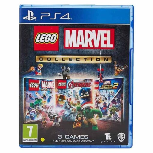 Lego Marvel Collection PS4,PS4 Lego Marvel Collection