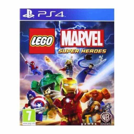 Lego Marvel Super Heroes PS4,lego marvel superheroes