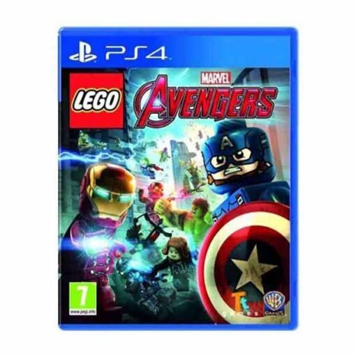 Lego Marvel Avengers PS4,Lego Marvel Avengers PlayStation 4