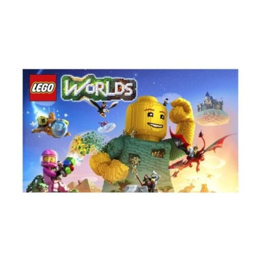 Lego World PS4,lego worlds for ps4