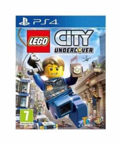 Lego City Undercover PS4,Lego City Undercover PlayStation 4