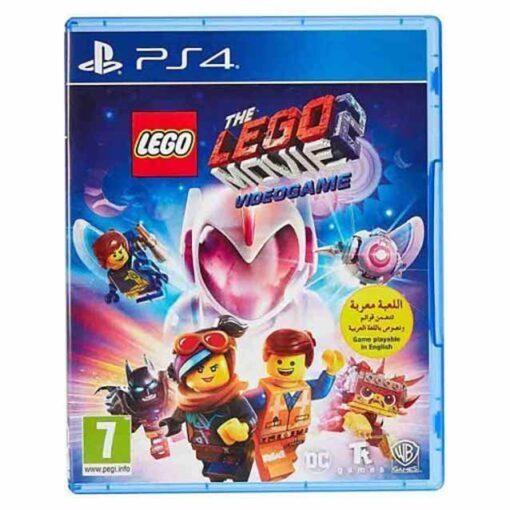 Lego Movie 2 PS4,lego movie 2 playstation 4