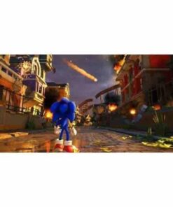 Sonic Forces PS4,Sonic Forces PlayStation 4
