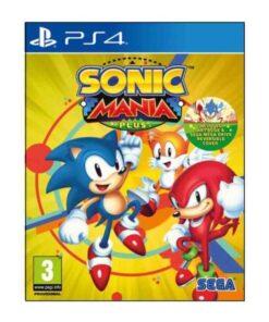 PS4 Sonic Mania Plus,Sonic Mania Plus PS4