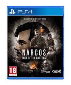 Narcos Rise Of The Cartels PS4,PS4 Narcos Rise Of The Cartels