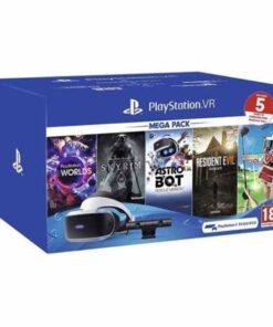 PlayStation VR Mega Pack,ps4 vr mega pack