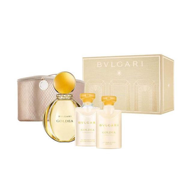 Goldea Bvlgari perfume