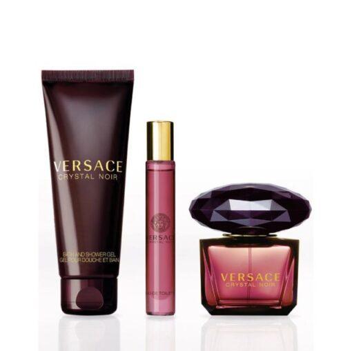 Versace Crystal Noir,Versace Crystal Noir Perfume
