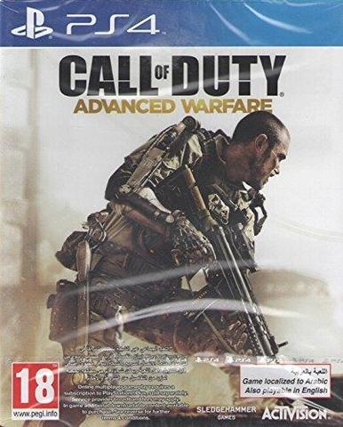 Call Of Duty Advanced Warfare PS4,Call Of Duty Advanced Warfare PlayStation 4