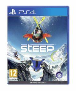 PS4 Steep,Steep PlayStation 4