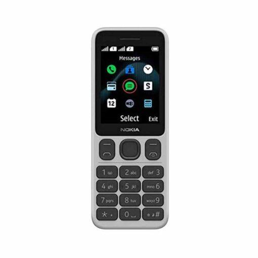 Nokia 125 white, Nokia 125