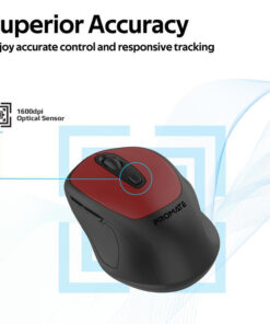 Promate Wireless Mouse,Promate Clix 9