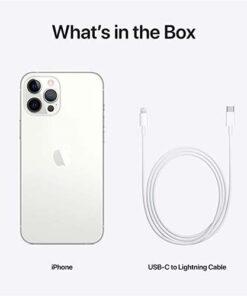 Apple iPhone 12 Pro Silver 512GB,silver international