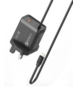 Promate Ultra Fast Charger 20W